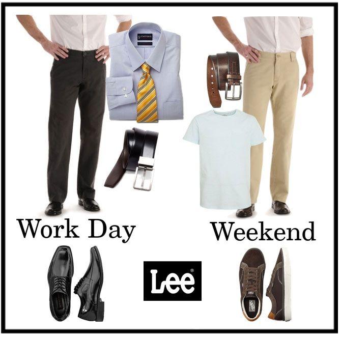 Work to Weekend, featuring Lee Vintage Slim Chino. #leelooks