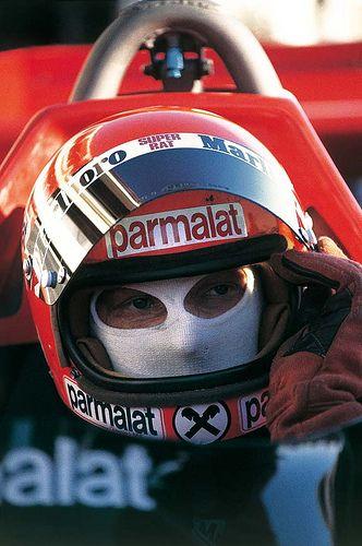 World Champion Niki Lauda - 1978