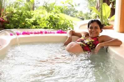 During Pregnancy Risks of Soaking in Hot Tubs