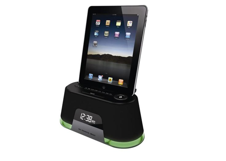Sharper Image iPad Dock