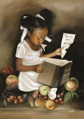 It's A Black Thang.com - Edwin Lester Art work - African American Art