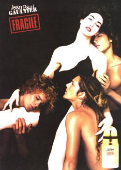 Fragile by Jean Paul Gaultier with Catherine Hurley, Julien Khol, Caetano O'Mailhan and Dominic Mosqueira (2001).
