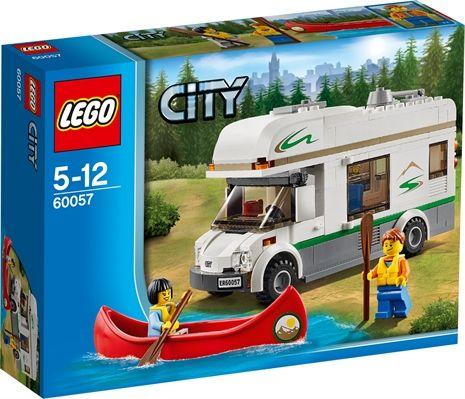 LEGO City Great Vehicles, Husbil