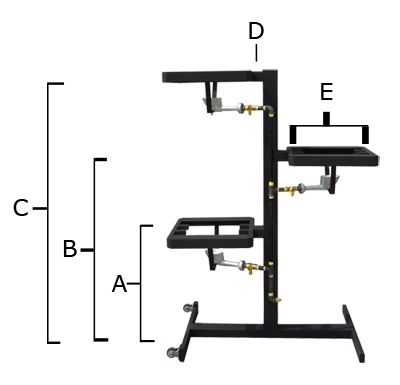 configure your gravity homebrew stand