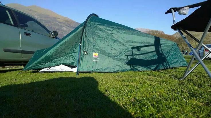 Llanberis camping