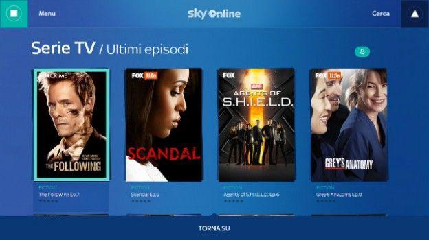 Netflix è appena sbarcata in Italia e sta già aggredendo il mercato con il suo mese di prova, le sue serie tv ed una piattaforma tecnicamente impeccabile. Sky Online risponde con un'offerta simile, più film a disposizione, ma una piattaforma un po' datata
