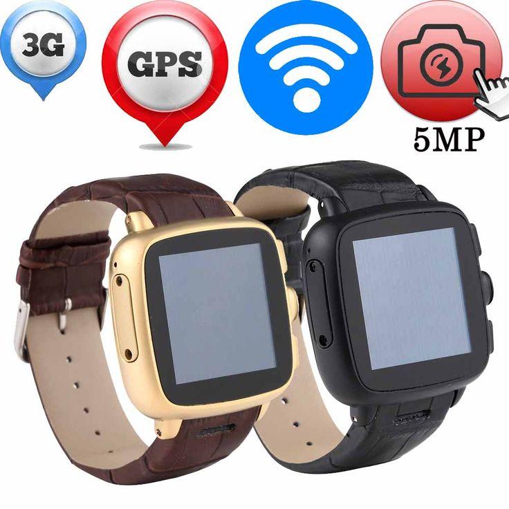 Android a9 smart watch gps gsm cdma 2g/3g wifi smartwatch 5mp kamera intelligente uhr tf-karte armbanduhr mp3 inteligente pulso //Price: $US $70.23 & FREE Shipping //     #clknetwork