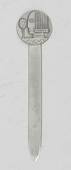 Sylvia Stave Letter Opener