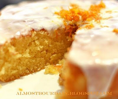 Almost Bourdain: Sicilian Orange Cake
