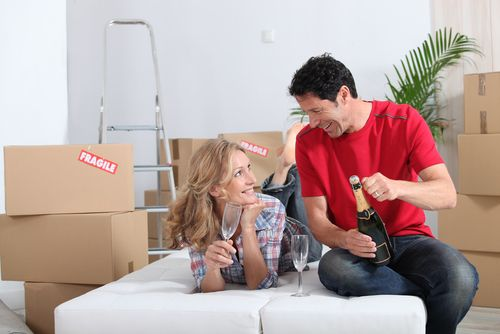 Moving has the potential to de-rail your peace. Here's how to move through the transition with grace and (most of) your sanity!