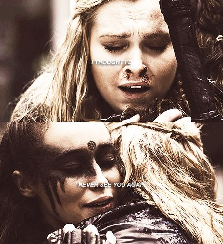 clark and lexa 100   The 100 (TV Show) images Clarke and Lexa wallpaper and background ...