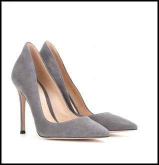Fashion Explorer: Fondo de armario: mis zapatos grises de tacón