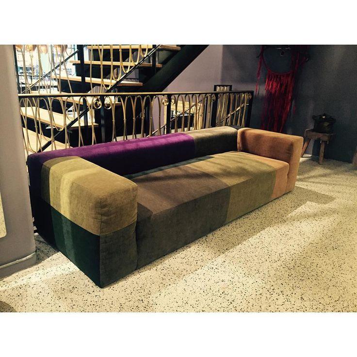 The dream sofa #velvet #sofa #soft #comfy