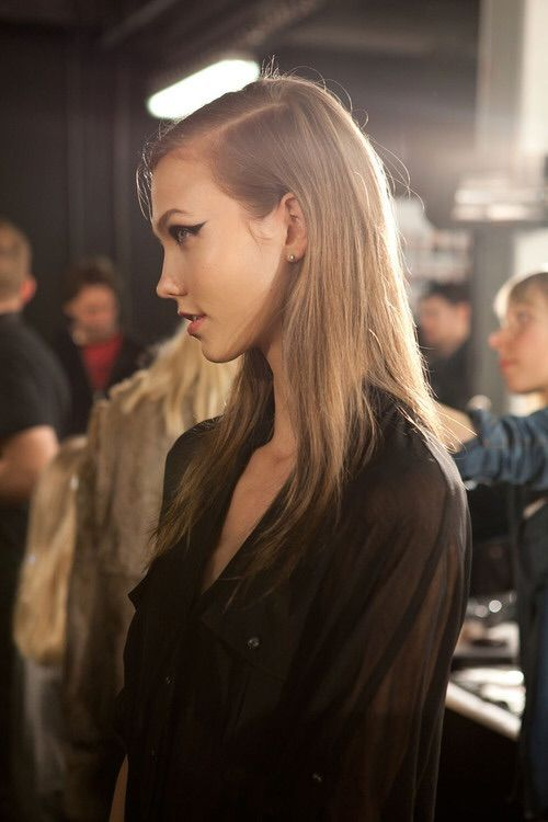 Image via We Heart It #KarlieKloss
