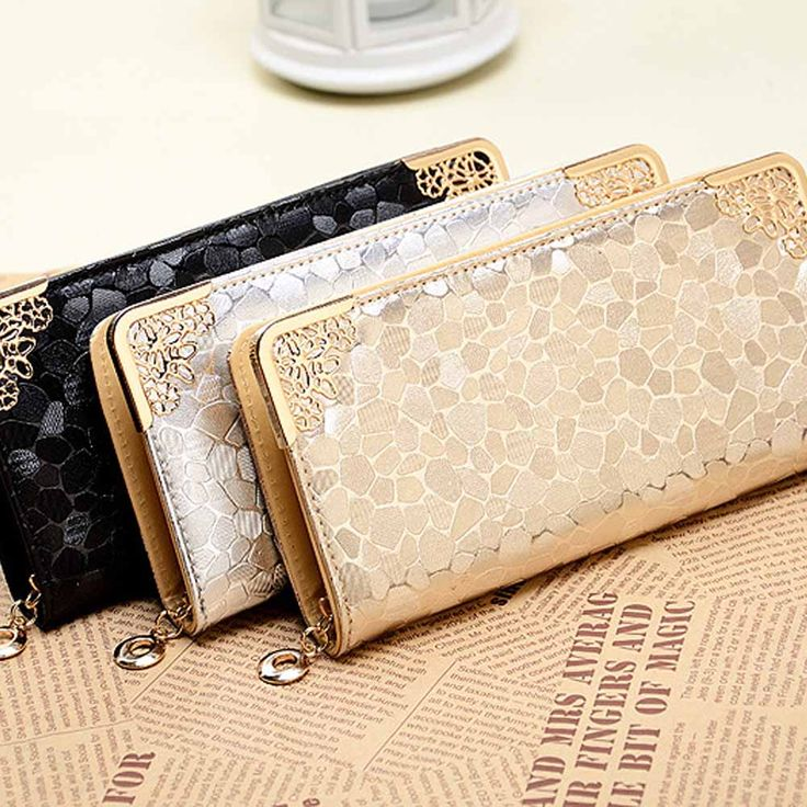 Cheap bag holder, Buy Quality bag manicure directly from China bags philosophy Suppliers: Hot Sale Fashion Hot Lady Women PU Leather Long Purse Wallet Clutch Zip Bag Card Holder                Fe
