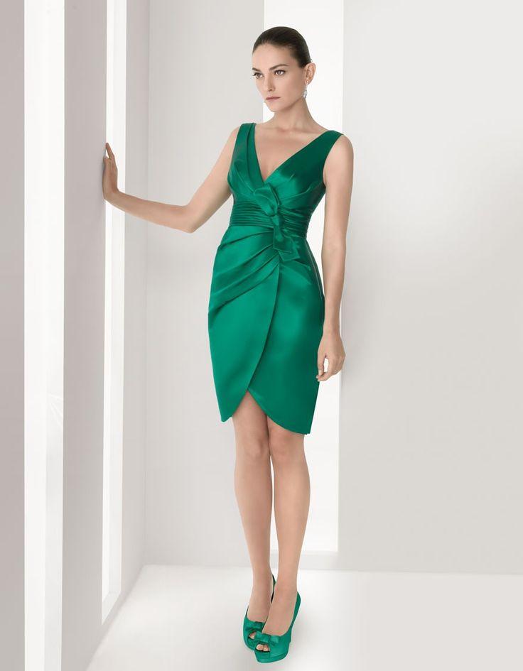 party-dresses-short-green-