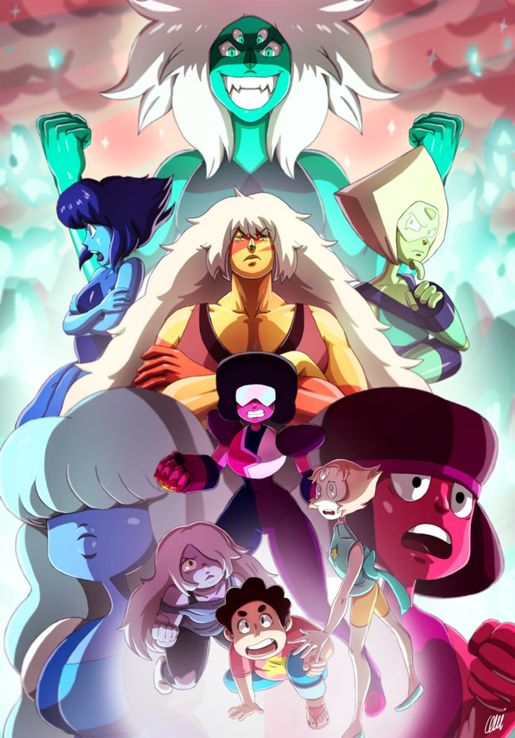 Steven Universe by oNichaN-xD on DeviantArt
