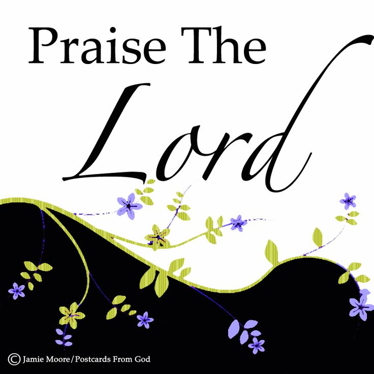 Let everything that has breath praise the LORD. Praise the LORD. (Psalm 150:6 NIV)  www.facebook.com/PostcardsFromGod