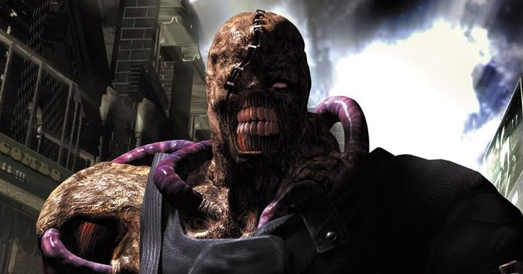 Remake This! Resident Evil 3: Nemesis via @bagogames