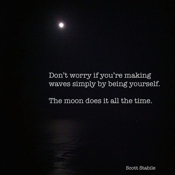 The moon does it all the time. ccbc, inspirational, motivational, quotes, career, #seewhatyoucanbe, #beyou
