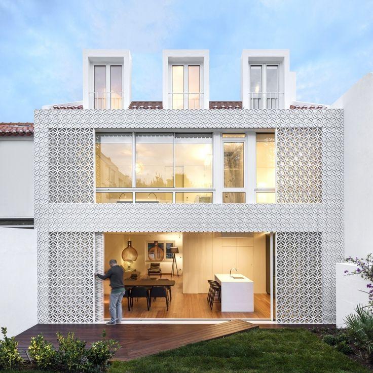 Обновление дома 1950-х годов в Португалии - Дизайн интерьеров | Идеи вашего дома | Lodgers