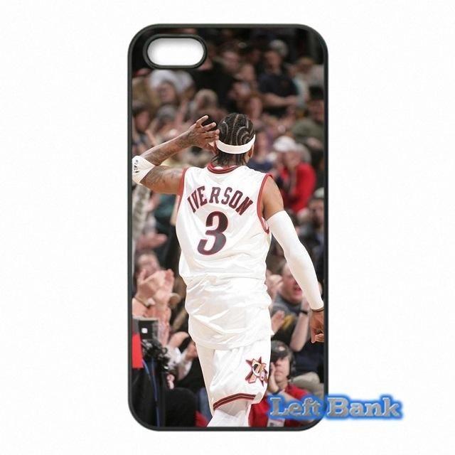Allen Iverson Hard Phone Case Cover For Samsung Galaxy A3 A5 A7 A8 A9 Pro J1 J2 J3 J5 J7 2015 2016