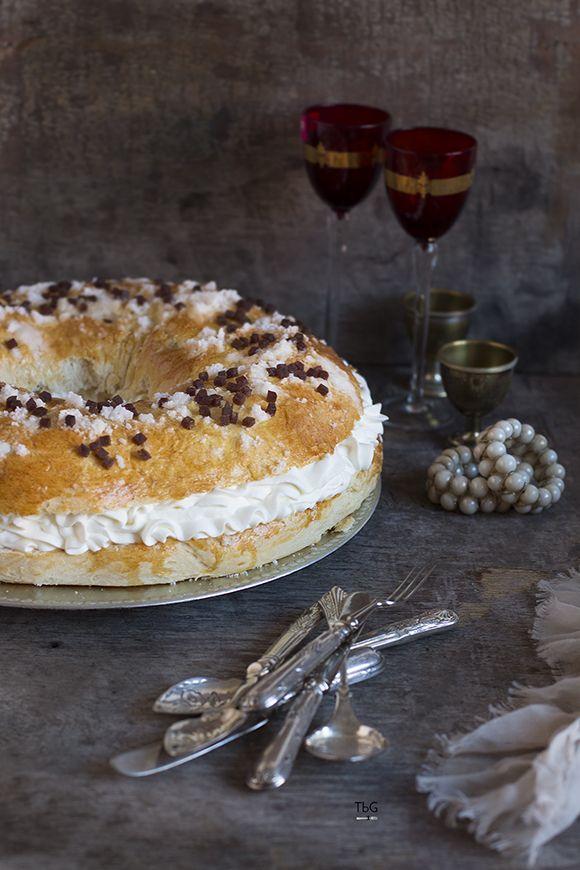 Roscón de Reyes para desayunar. La mejor receta. To be Gourmet | Gastronomía, recetas de cocina y restaurantes.