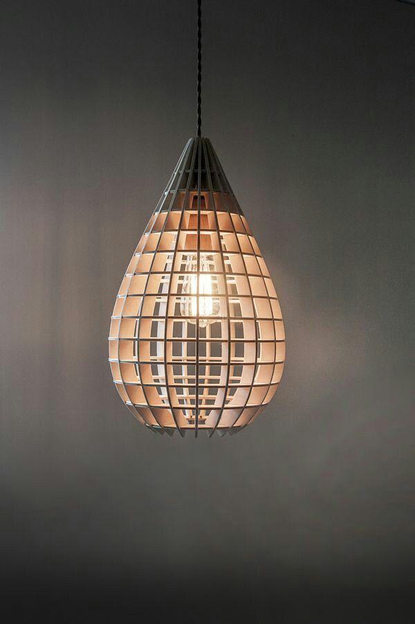 Tear pendant lamp by imajine jaejin lee