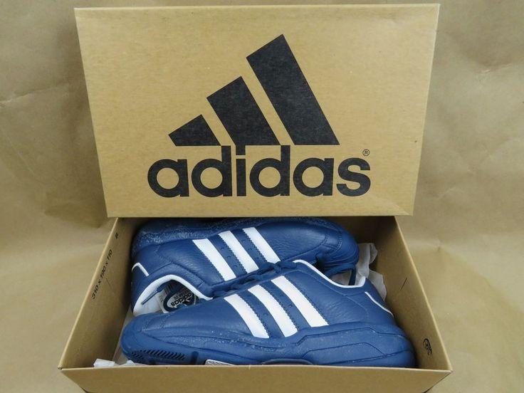 ADIDAS Superstar 2G Men's Basketball Shoes RARE BLUE 669164 NIB NEW Size 7 #adidas