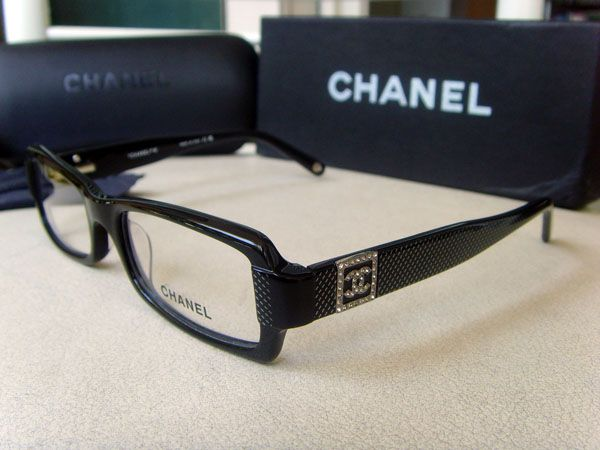 Cat Eyeglasses Chanel | Chanel Glasses Frames