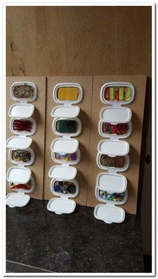 22+ projets de tubes en PVC bricolage créatifs 00048   – Bastelideen Kinder