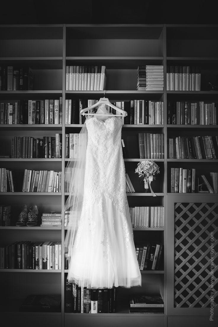 Wedding dress by Pronovias / Свадебное платье от Pronovias