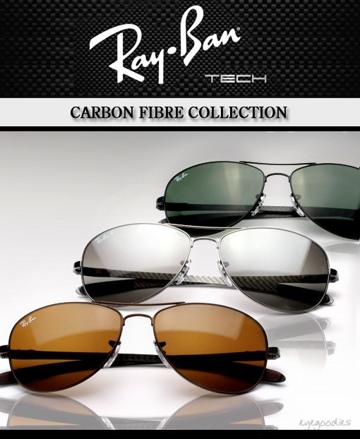 ray-ban tech polarized carbon fiber aviator sunglasses ray ban aviator small sunglasses