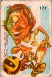 Daniel Bertoni - Valencia #121 - 1979