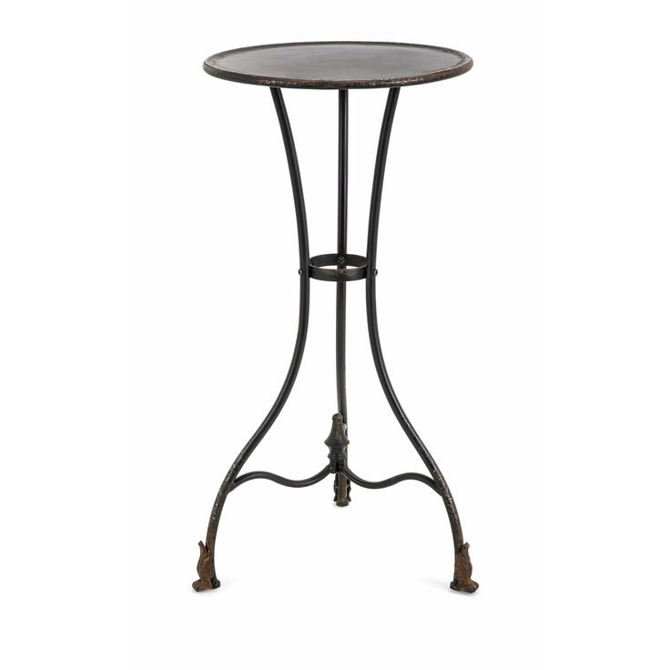 Imax Cliffton Metal Accent Table