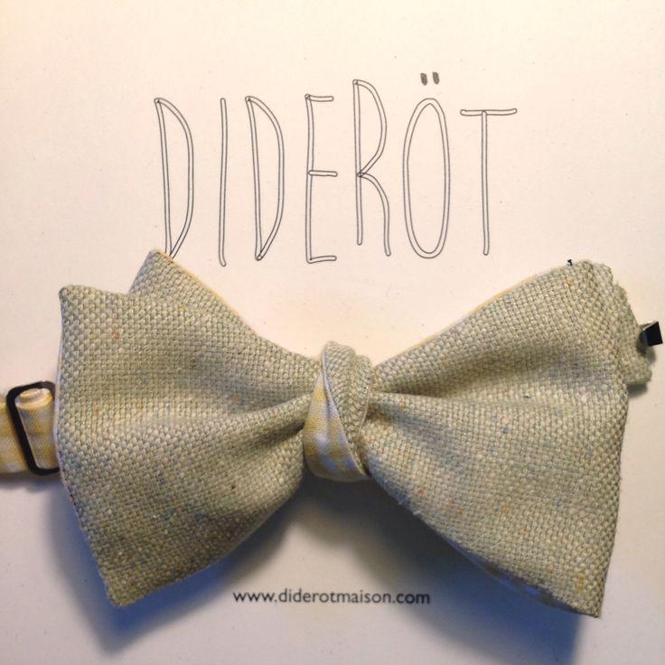 Diderotmaison bow tie - Noeud papillon - DA19