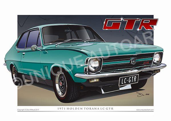 GTR Torana Pictures