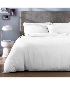 Sheridan Nashe Quilt Cover Set in white