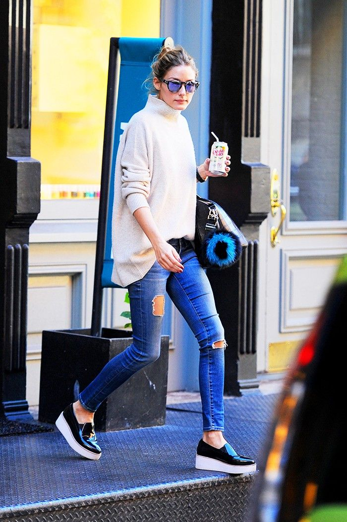The 3 Celebs Who Redefined Street Style This Year via @WhoWhatWear