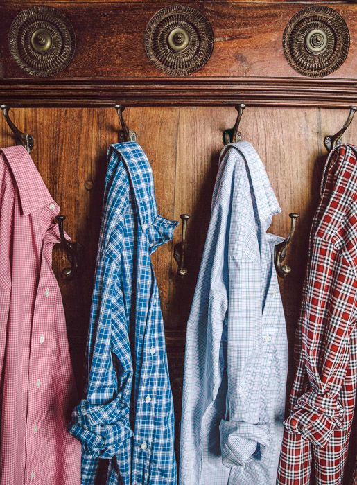Check out a few of our favorite American-made shirts from New England Shirt Company.