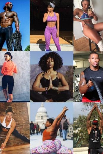 16 Black Fitness Enthusiasts to Follow on Instagram - Essence.com