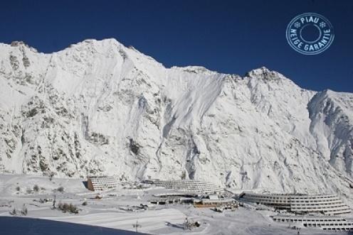 Vacances ski pas cher à la Résidence Lagrange de Piau Engaly