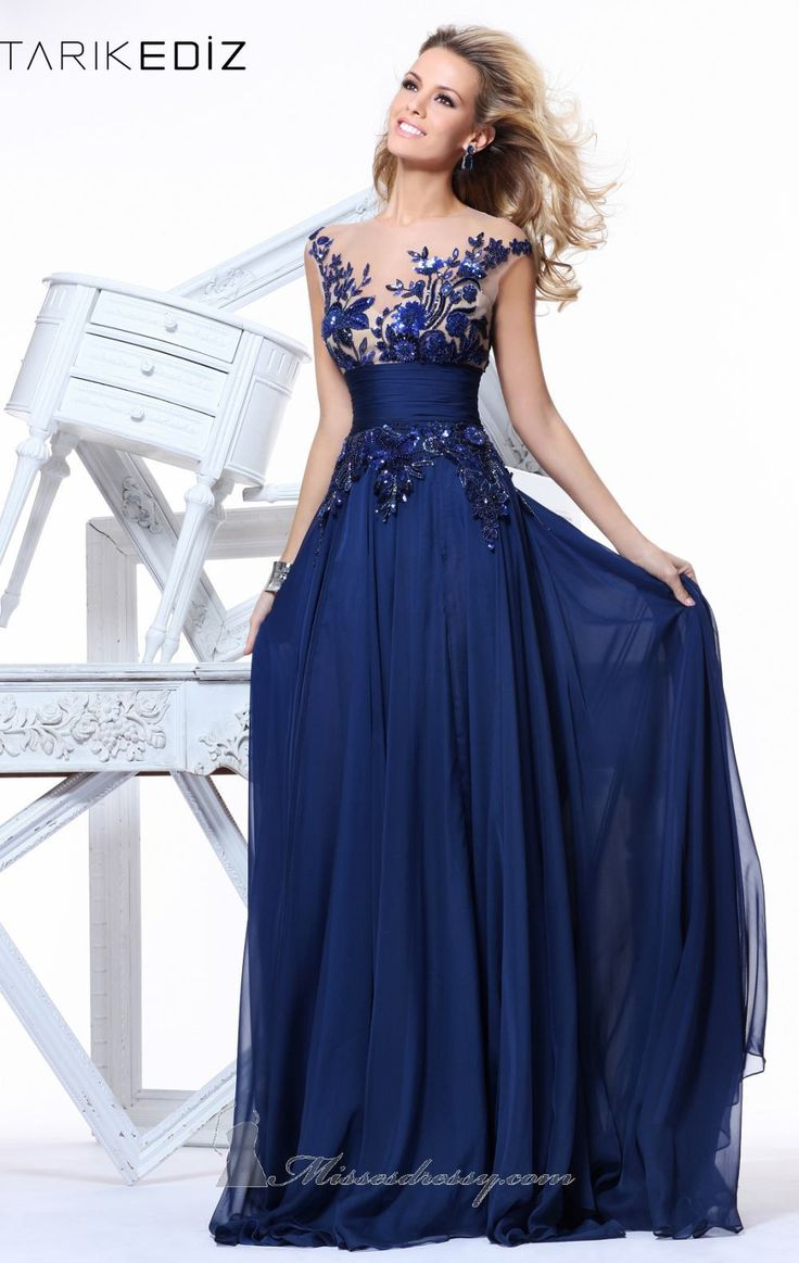 Tarik Ediz 92130 Dress - MissesDressy.com- Great mother-of-the-bride dress