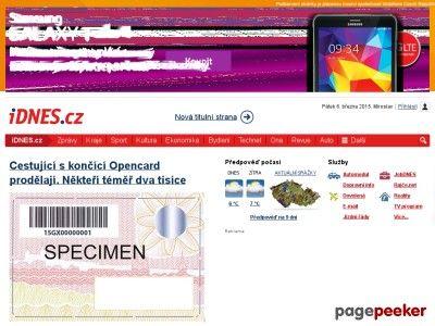 idnes.cz hodnota je $ 41.402.941,36