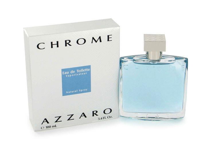 #Azzaro #Chrome @PerfumesOfTheWorldUS.com