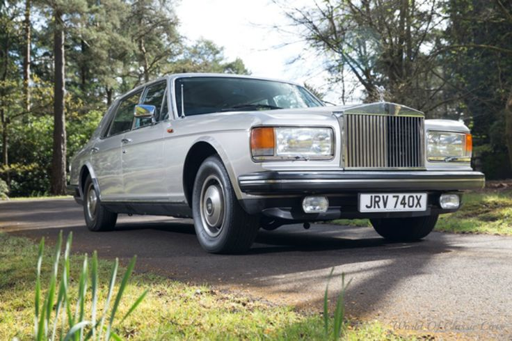 World Of Classic Cars: Rolls-Royce Silver Spur 1982 - World Of Classic Ca...