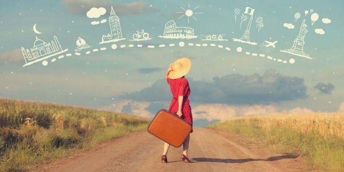 Viajar sozinho é a melhor maneira de sair da sua concha e desfrutar de total liberdade. Viajantes solitários veem o mundo de uma maneira diferente, porque experimentam a vida de um ângulo que nem tantas pessoas conseguem enxergar.  Muitas pessoas adoram a ideia de viajar pelo mundo, mas nunca enc