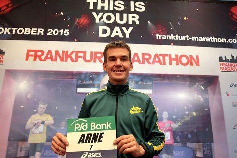 Athletics: Mainova Frankfurt Marathon set for October 29th