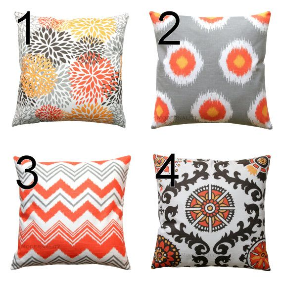 Throw Pillows In Clearance : CLEARANCE Throw Pillows, Decorative Pillow Cover, Toss Pillow, 18x18 Zippered Pillow, Accent ...
