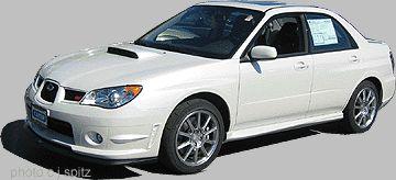 2007 Subaru STI Limited